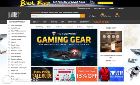 gearbest-website